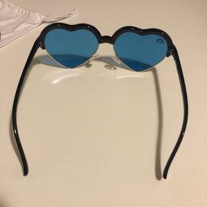 3302788f9f8b rainbow optx Accessories - NEW Rainbow OPTx Heart Eyes Sunglasses